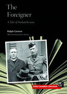 Cover art for Early Canadian Literature edition of The Foreigner, by Ralph Connor