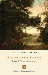 Cover of /A World of Songs: Selected Poems, 1894–1921/