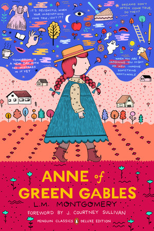 Cover of /Anne of Green Gables/ (Penguin Classics Deluxe Edition)